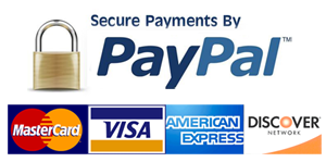 Pay into Your Secure Paypal Account